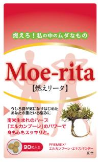 Moe-rita 燃えリータ
